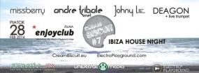 Cream Biscuit #7 - Ibiza House Night - Enjoy Club - Žilina