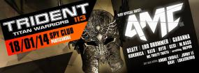 [[[TRIDENT113 !! with Dj A.M.C. - SPY club - Partizánske