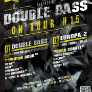 Double Bass 15 on Tour - Checkpoint Pub - Nitra