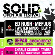 Solid OpenAir 2014 by TRIDENT - SOLID Festival - Partizánske